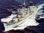WORLD OF WARSHIPS  HMS Blake Tiger Class Cruiser C 99 After conversion