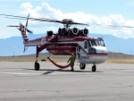 Sikorsky S-64 Firefighting