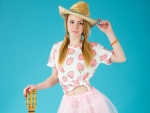 Pretty Cowgirl Belonika
