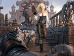 Pirate and Dragon