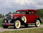 Buick Series 80 Victoria Coupe 1932