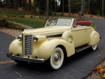 Buick Special Convertible Coupe 1938