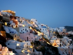 White Houses,Santorini island (Greece)