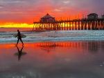 Hintington Beach, California