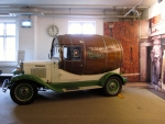 beer barrel truck