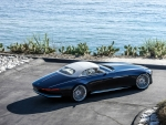 2017 Mercedes Maybach 6 Coupe Concept