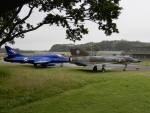 Hawker Hunter And Mirage