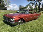 1961 Ford Galaxie Club Victoria Starliner