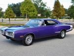 1970 Dodge Super Bee 383 V8 4-Speed