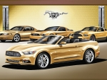 Golden Mustangs