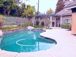 Real Estate California Luxury house and pool