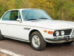 1972 BMW 3.0 CS Coupe Euro Spec, M30, 4-spd manual