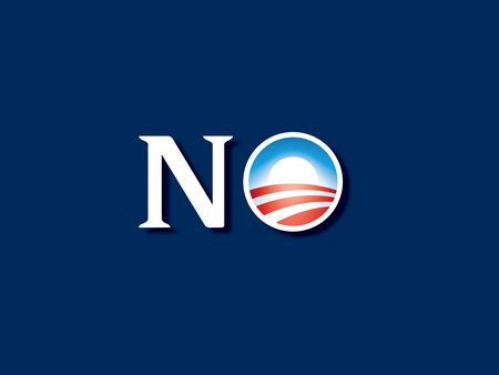 Just Say NO to Barack Obama (Nobama) - no barack obama, obama, barack obama, anti barack obama, sour grapes, anti obama, no obama, john mccain, anti-obama, nobama