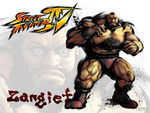 SFIV Zangief Classic Fighter