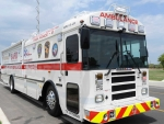 san antonio ambulance bus