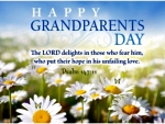 GrandParents Day ( Sept. 10, 2017)