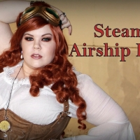 Steampunk Airship Pirate