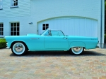 1955 Ford Thunderbird Convertible V8 Overdrive