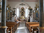 Church in Nendingen, Germany