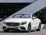 2018 Mercedes-AMG S63 Cabriolet 4MATIC