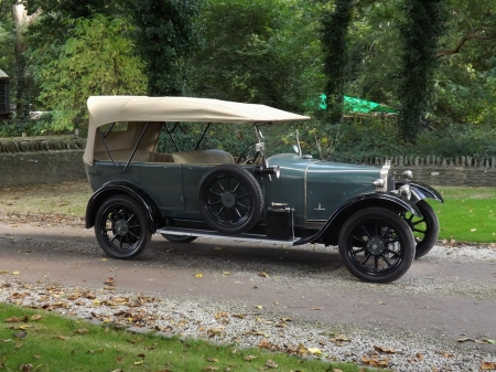 1923 Clement-Talbot 10-23 Tourer - Tourer, Old-Timer, 10-23, Car, Clement-Talbot