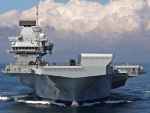 WORLD OF WARSHIPS HMS QUEEN ELIZABETH AIRCRAFT CARRIER