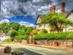 Little Budworth in England