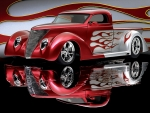 1937 Ford Pick Up Truck