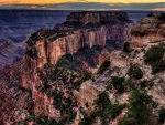 North Rim of the Grand Canyon F