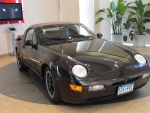 1993 Porsche 968 Cabriolet 6-Speed