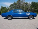 1971 Chevrolet Chevelle Malibu 5-Speed