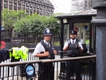 London police Officers