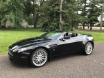 2009 Aston Martin V8 Vantage Convertible 6-Speed