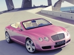 Bentley Pink For Ladies
