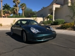 2003 Porsche 911 996 Carrera Coupe