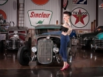 O'l Skool Hotrods & Pin Up