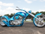 Radical Model, Signature Series, Custom Harley