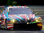 colourful bmw