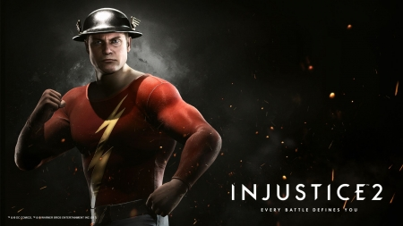 Injustice 2 Jay Garrick - books, animes, collector, video games