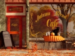 Autumn Blend Cafe