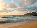 Oahu Beach, Hawaii