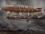 Steam Airship