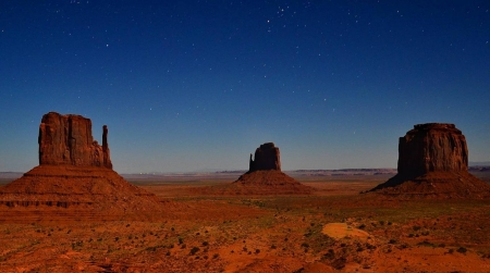 Monument Valley - desert, cool, Monument Valley, mountains, fun, nature