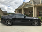 2010 Ford Shelby GT500 5.4 V8 6-Speed