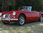 1962 MGA Mark II Roadster 1622cc 4-Speed