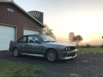 1988 BMW M3 2.3 5-Speed 2-Door Coupe