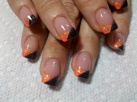 Halloween Nails - Halloween, Abstract, Nails, Photography