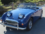 1959 Austin-Healey Bugeye Sprite Convertible 948cc 4-Speed
