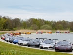 mclaren f1 on the lakeside