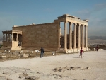 The Erechtheion Athens